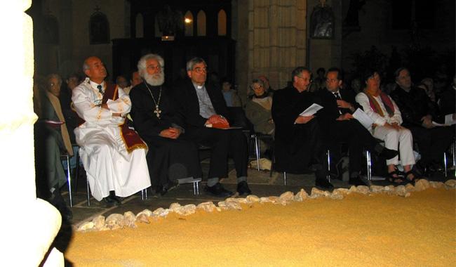 Limoges 2005 : les responsables de communauté